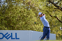 Si Woo Kim (KOR) watches his tee shot on 12 during day 1 of the WGC Dell Match Play, at the Austin Country Club, Austin, Texas, USA. 3/27/2019.<br /> Picture: Golffile | Ken Murray<br /> <br /> <br /> All photo usage must carry mandatory copyright credit (&copy; Golffile | Ken Murray)
