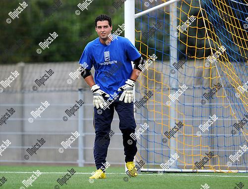 2011-08-07 / Voetbal / seizoen 2011-2012 / Ternesse VV / .Wouter Goris..Foto: mpics