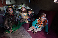 Kabul refugee children 2-1-13
