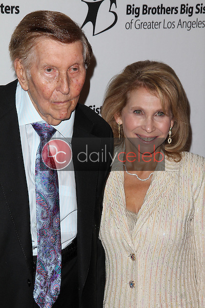 Sumner Redstone, Shari Redstone<br />