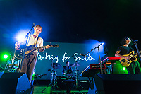 19th July 2019: English band Waiting For Smith plays day one of the 2019 Latitude Festival at Henham Park, Suffolk.