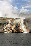 Yellowstone National Park - Midway Geyser Basin