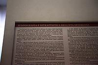 """Emperor Settimio Severo: African's origin. <br /> <br /> Rome, 03/11/2019. Vising and documenting Palazzo Massimo part of the Museo Nazionale Romano (National Roman Museum).<br /> «The National Roman Museum was born in 1889 as one of the main centers of historical and artistic culture of the united Italy. In addition to welcoming and exhibiting the works of historical collections passed to the State and the numerous antiquities that emerged from the works of adaptation of Rome to its new role as Capital of the Kingdom of Italy, the Museum was intended to increase the historical and artistic heritage of the city and contribute with it in the most effective way to the increase of culture. About a century after its establishment in the Terme/Baths of Diocletian, the Museum was reorganized into four distinct locations: the Palazzo Massimo, Palazzo Altemps and the Crypta Balbi were added to the Terme/Baths […]» (1.).<br /> «Il Museo Nazionale Romano nasce nel 1889 come uno dei principali centri di cultura storica ed artistica dell'Italia unita. Oltre ad accogliere ed esporre le opere di collezioni storiche passate allo Stato e le numerose antichità che emergevano dai lavori di adeguamento di Roma al suo nuovo ruolo di Capitale del Regno d'Italia, il Museo era destinato ad accrescere il patrimonio storico ed artistico della città e contribuire con esso nel modo più efficace all'incremento della cultura. Circa un secolo dopo la sua istituzione nelle Terme di Diocleziano, il Museo è stato riorganizzato in quattro sedi distinte: alle Terme si sono aggiunti Palazzo Massimo, Palazzo Altemps e la Cryptca Balbi […]» (1.).<br /> This visit was possible thanks to the company of Artist and Curator, Flavio Marzadro and the Italian State initiative: """"Domeniche al Museo"""" (Sunday at the Museum, 2.).<br /> <br /> Footnotes & Links:<br /> 1. https://www.museonazionaleromano.beniculturali.it/it/143/il-museo<br /> 2. http://bit.do/fDCj6<br /> (Wikipedia.org, ENG & ITA) http://bit.do/fDCkX """