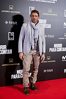Luis Mottola attends to 'Morir para contar' film premiere during the Madrid Premiere Week at Callao City Lights cinema in Madrid, Spain. November 13, 2018. (ALTERPHOTOS/A. Perez Meca) /NortePhoto.com