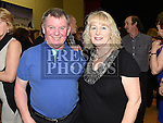 Tom Boylan and Mary Haughey pictured at the ceili and Set Dancing weekend at An Grianan. Photo:Colin Bell/pressphotos.ie