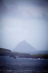 Tearaght Island, home to an important seabird nature reserve, Blasket Islands, Co Kerry, Ireland