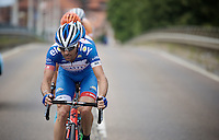 Marco Marcato (ITA/Wanty-Groupe Gobert) leading the race<br /> <br /> GP Jef Scherens 2015