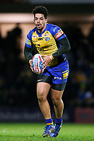 Picture by Alex Whitehead/SWpix.com - 17/03/2017 - Rugby League - Betfred Super League - Leeds Rhinos v Wakefield Trinity - Headingley Carnegie Stadium, Leeds, England - Leeds' Josh Walters.