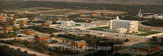 "Eldorado - Aerial views of the FLDS compound YFZ ""Yearning for Zion"" Ranch, Tuesday, April 8, 2008..; 4.08.2008"