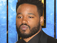 Ryan Coogler at the Black Panther European Premiere at the Eventim Apollo, Hammersmith, London on Thursday 8th February 2018<br /> CAP/ROS<br /> CAP/ROS<br /> &copy;ROS/Capital Pictures