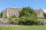 Berkeley castle, Gloucestershire, England, UK built by Robert Fitzharding in 12th century