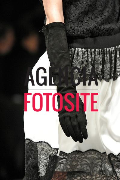 Milão, Itália – 20/02/2013 - Desfile de Blugirl durante o Milano Fashion Week  -  Inverno 2013. <br /> Foto: Firstview/FOTOSITE