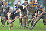 Division 1 Semi Final Rugby Wanderers v Kahurangi. Brightwater Domain, Brightwater, Nelson, New Zealand. Saturday 13 July 2014. Photo: Barry Whitnall/shuttersport.co.nz
