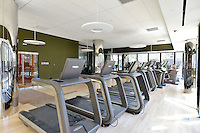 Gym at 1113 York Avenue
