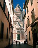 ITALY, Orvieto, Umbria, exterior of Orvieto Cathedral