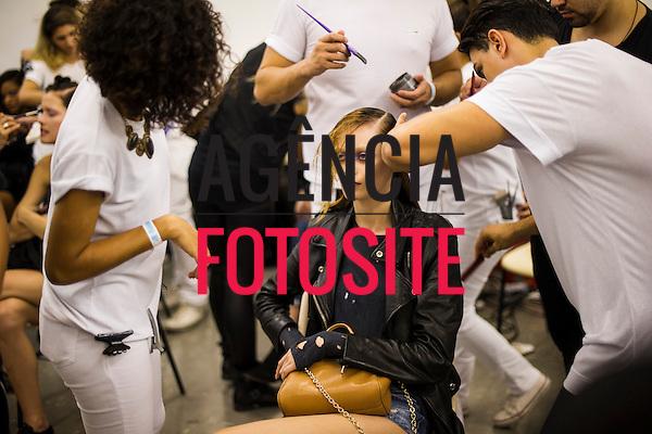 Reinaldo Louren&ccedil;o<br /> <br /> S&atilde;o Paulo Fashion Week- Ver&atilde;o 2016<br /> Abril/2015<br /> <br /> foto: Gustavo Scatena/ Ag&ecirc;ncia Fotosite