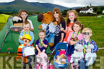 The 7 winners of the best dressed Teddy at the family fun field activities during the Féile Lughnasa in Cloghane last Sunday were Donnacha Dowd, Róisín&Conor Moriarty, Bríd&Muireann Breen, Ella Gethin and Jasmine Kluss.