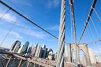 Brooklyn Bridge, NYC.