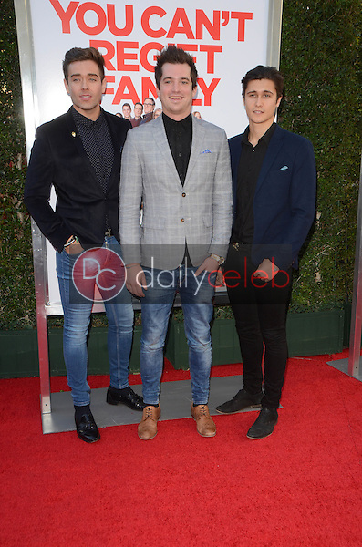 The Scheme<br /> at the &quot;Love the Coopers&quot; Los Angeles Premiere, The Grove, Los Angeles, CA 11-12-15<br /> David Edwards/DailyCeleb.Com 818-249-4998
