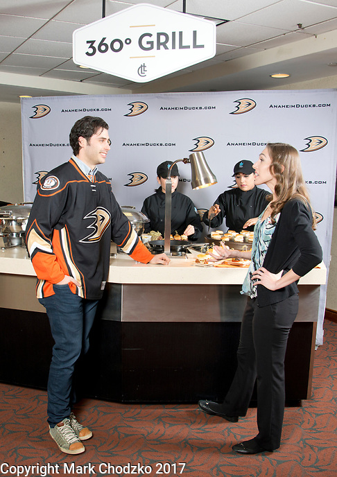 Anaheim Ducks Marketing
