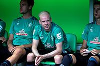 GRONINGEN - Voetbal, FC Groningen - Werder Bremen, voorbereiding seizoen 2018-2019, 29-07-2018, Davy Klaassen op de bank