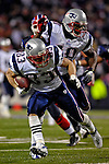18 November 2007: New England Patriots wide receiver Wes Welker in action against the Buffalo Bills at Ralph Wilson Stadium in Orchard Park, NY. The Patriots defeated the Bills 56-10 in their second meeting of the season...Mandatory Photo Credit: Ed Wolfstein Photo