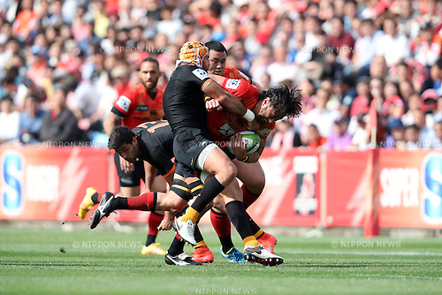 Hitoshi Ono (Sunwolves), <br /> APRIL 23, 2016 - Rugby : Super Rugby match between Sunwolves 36-28 Jaguares at Prince Chichibu Memorial Stadium in Tokyo, Japan. (Photo by AFLO SPORT)