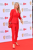 Tess Daly<br /> at Virgin Media British Academy Television Awards 2019 annual awards ceremony to celebrate the best of British TV, at Royal Festival Hall, London, England on May 12, 2019.<br /> CAP/JOR<br /> ©JOR/Capital Pictures