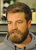 Ryan Fitzpatrick #14, New York Jets quarterback, speaks to the media at Atlantic Health Jets Training Center in Florham Park, NJ on Monday, Jan. 2, 2017. Players cleaned out their lockers one day after their 5-11 season concluded.