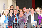 Donal Grady celebrates with his supporters at the Killarney UDC election count in the Aras Padraig Killarney on Saturday