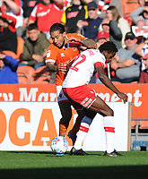 191012 Blackpool v Rotherham United