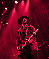 LAS VEGAS, NV - Ocotber 25, 2016: ***HOUSE COVERAGE*** She Wants Revenge at Brooklyn Bowl in Las vegas, NV on October 25, 2016. Credit: Erik Kabik Photography/ MediaPunch