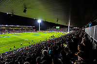 A general view during the Rugby Championship match between the NZ All Blacks and Argentina Pumas at Yarrow Stadium in New Plymouth, New Zealand on Saturday, 9 September 2017. Photo: Dave Lintott / lintottphoto.co.nz