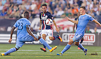 New England Revolution vs New York City FC, September 10, 2016