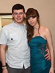 Tamara Martin celebrating her 18th birthday with boyfriend Daniel O'Brien. Photo:Colin Bell/pressphotos.ie