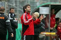 Trainer Justo Ruiz Gonzalez (AND)