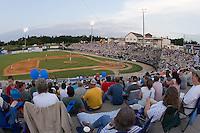 Fieldcrest Cannon Stadium in Kannapolis, NC, Saturday July 19, 2008.