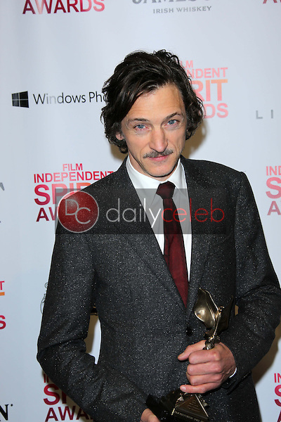 John Hawkes<br />