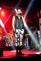 Adam Lambert performs at Pittsburgh Pride 2013