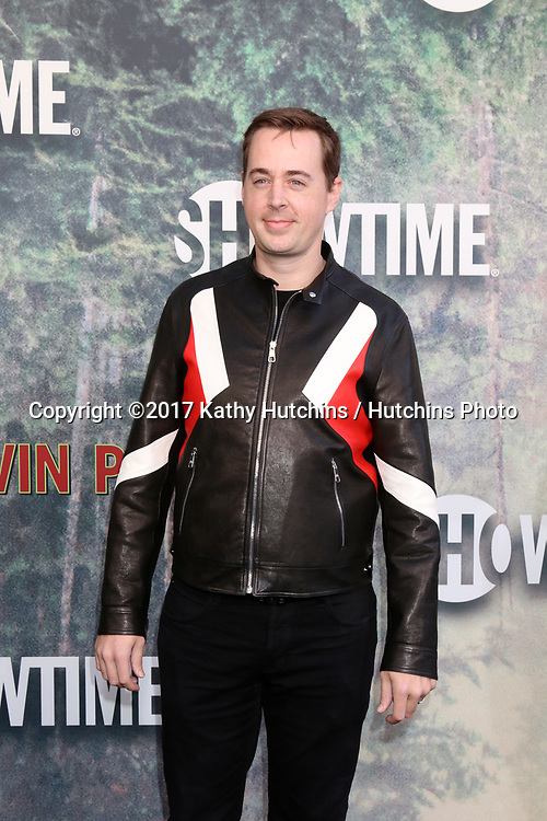 """LOS ANGELES - MAY 19:  Sean Murray at the """"Twin Peaks"""" Premiere Screening at The Theater at Ace Hotel on May 19, 2017 in Los Angeles, CA"""