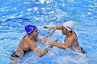 Roberta Bianconi, Rosaria Aiello <br /> Italy's training <br /> Budapest 11/01/2020 Duna Arena <br /> Photo Andrea Staccioli / Insidefoto / Deepbluemedia