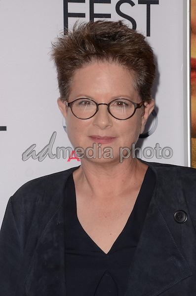"07 November - Hollywood, Ca - Phyllis Nagy. AFI Fest 2015 special screening of ""Carol"" held The Egyptian Theater. Photo Credit: Birdie Thompson/AdMedia"