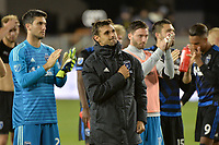 San Jose, CA - Saturday June 09, 2018: San Jose Earthquakes, Chris Wondolowski during a Major League Soccer (MLS) match between the San Jose Earthquakes and Los Angeles Football Club at Avaya Stadium.