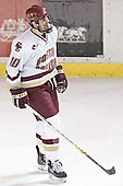 Brian Boyle - Boston College defeated Princeton University 5-1 on Saturday, December 31, 2005 at Magness Arena in Denver, Colorado to win the Denver Cup.  It was the first meeting between the two teams since the Hockey East conference began play.