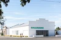 Marfa Ballroom. Marfa, Texas