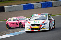 Round 8 of the 2018 British Touring Car Championship.  #303 Matt Simpson. Team Simpson Racing. Honda Civic Type R.