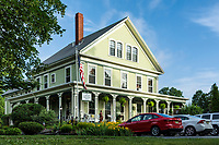 Captain Freeman Inn, Brewster, Cape Cod, Massachusetts, USA.