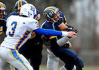RHAM Football vs. Colchester - Thanksgiving 2010