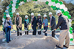 5 Corners HPD Substation groundbreaking at Cambridge Village Park