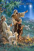 Dona Gelsinger, HOLY FAMILIES, HEILIGE FAMILIE, SAGRADA FAMÍLIA,shepherds, paintings+++++,USGE1557A,#XR#